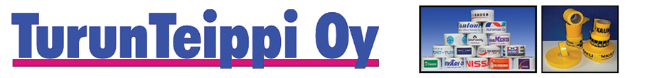Turun Teippi Oy --- E-mail: myynti@turunteippi.fi --- Puhelin: 0207 870670